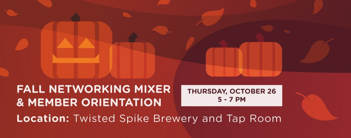 Fall Networking Mixer & Member Orientation