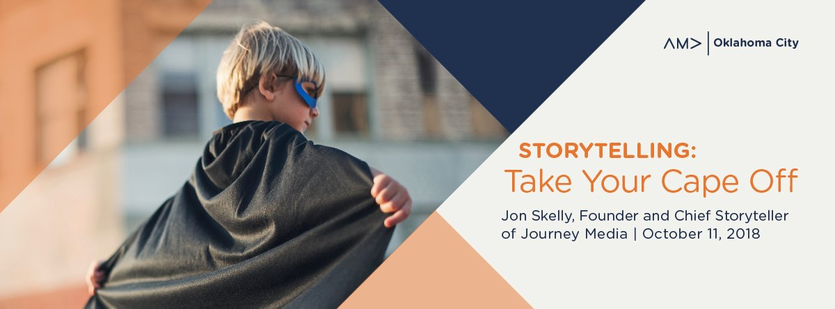 Take Your Cape Off: The Simple Storytelling Strategy that Sells