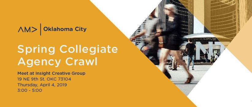 Spring Collegiate Event |  Agency Crawl